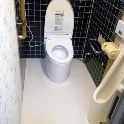 【鈴鹿店】トイレ工事